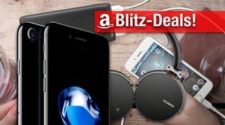 Blitzangebote & CyberSale: iPhone 7, Sony HiFi-Kopfhörer, Powerbanks zum Bestpreis
