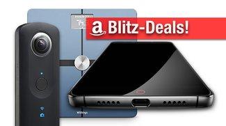 Blitzangebote: Waagen, UMIDIGI MAX Smartphone, 360-Grad-Kamera, SmartWatch u.v.m. zum Bestpreis