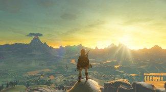 The Legend of Zelda - Breath of the Wild: Neue Screenshots aus Links Abenteuer