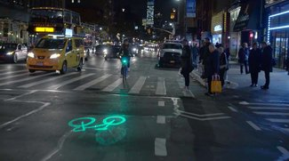 Citi Bike New York: Laser für mehr Sicherheit im Straßenverkehr