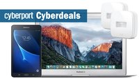 Cyberdeals: Apple MacBook Air i7, Galaxy Tab A 7.0, Elgato Eve Motion u.v.m. stark reduziert