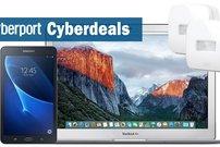 Cyberdeals:<b> Apple MacBook Air i7, Galaxy Tab A 7.0, Elgato Eve Motion u.v.m. stark reduziert</b></b>