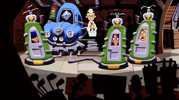 Day of the Tentacle: Komplettlösung mit allen Achievements