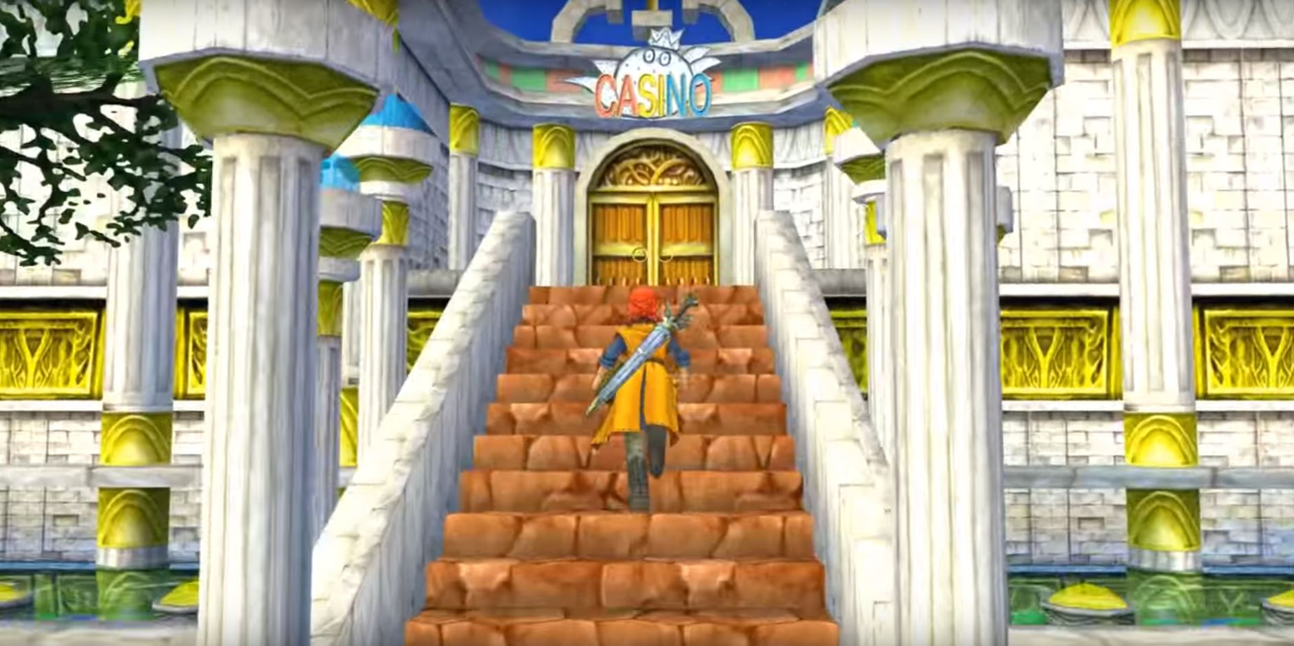 Dragon Quest 8 Casino Tipps