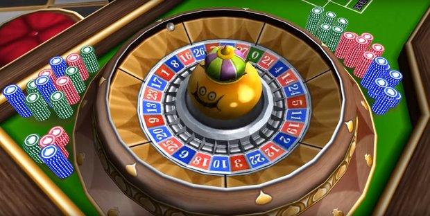 Dragon Quest 8: Casino - Tipps, Jetons farmen und Gringhampeitsche bekommen