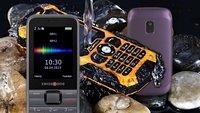 7 Handys gegen den Trend: Es muss nicht immer ein Smartphone sein