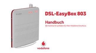 Easybox 803: Anleitung