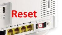 Easybox-Reset (zurücksetzen) – so geht's