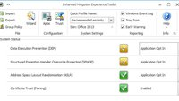 Enhanced Mitigation Experience Toolkit (EMET)