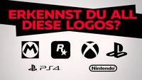 Beweise Dein Gaming-Wissen: Erkennst du all diese Logos?