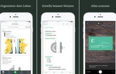 Evernote für iOS: Update...