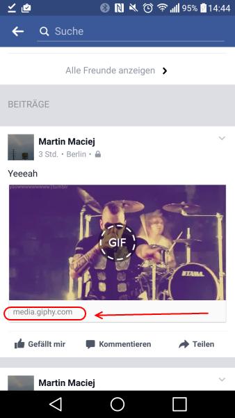 Facebook Gif Herunterladen Und Speichern So Geht S Mit Android