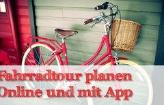 Fahrradtour planen – Mit...