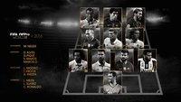 FIFA 17: TOTY - Team of the Year - Spielerwerte von Torwart und Verteidigern