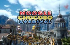 Final Fantasy 15: Moogle...