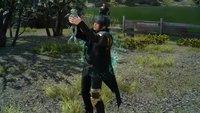 Final Fantasy 15: Regenbogenfrösche - Fundorte auf der Karte und im Video