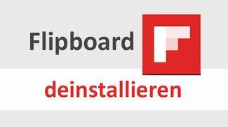 Flipboard deinstallieren & deaktivieren – so geht's