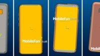 """Galaxy S8 """"Plus"""": Zubehörhersteller zeigt Renderings mit """"Bixby""""-Knopf"""