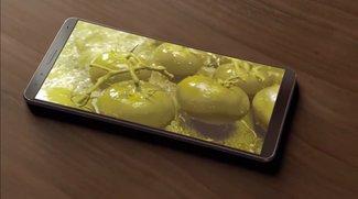Werbevideo von Samsung: Wird so das Galaxy S8 aussehen?