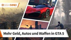 GTA 5: Alle Cheats für PC, PS3, 360, PS4 und Xbox One auf einen Blick