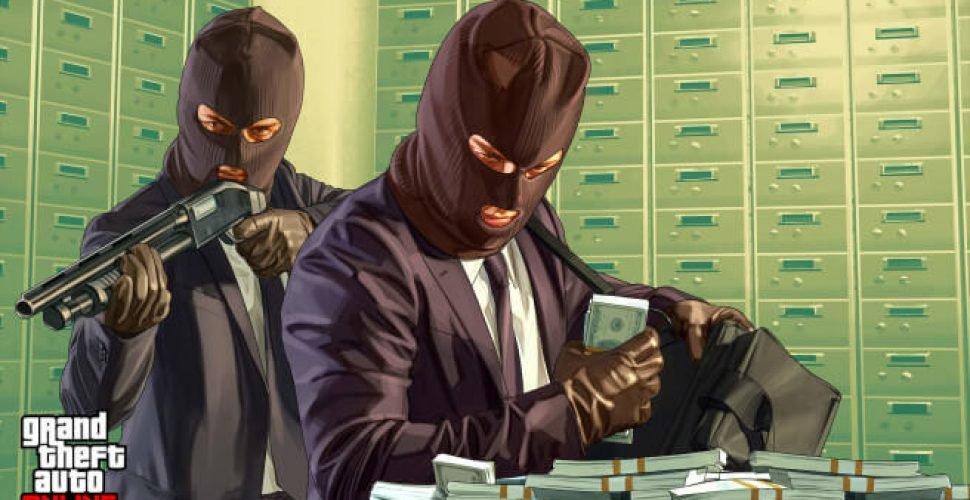 GTA Online Geld verschenken
