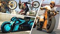 GTA 5 Online: Schnellstes Motorrad - die ultimative Rangliste