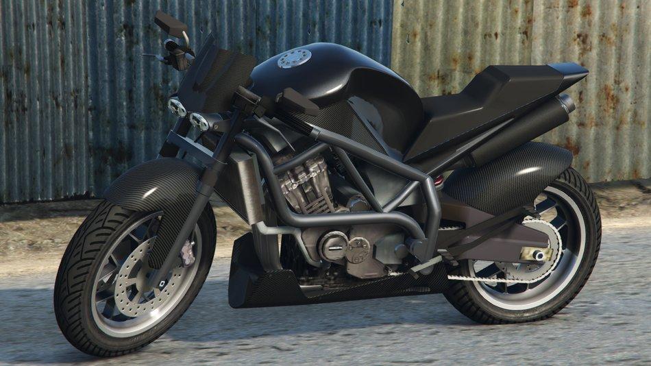 Gta 5 Schnellstes Motorrad