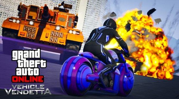 GTA Online: Vehicle Vendetta - Tipps für den Spielmodus