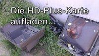 Eine HD-Plus-Karte aufladen – So geht's