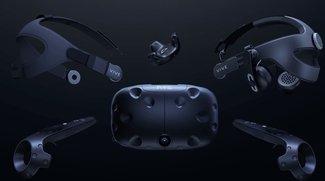 HTC Vive: Neuer Vive Tracker ermöglicht reale Objekte in der virtuellen Welt