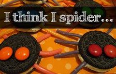 I think I spider und andere...