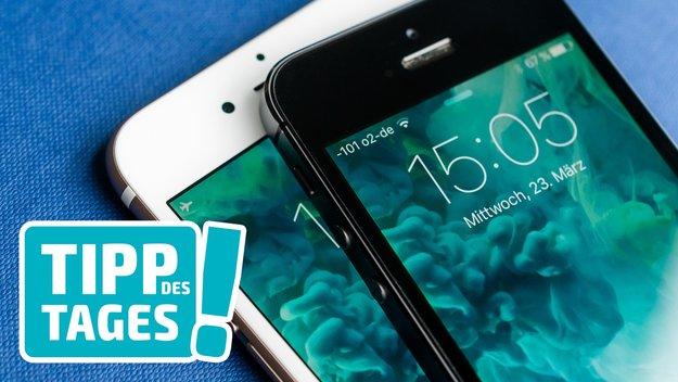 iPhone 4, 5, 6 und 7 schneller machen: Die besten Tipps