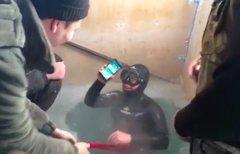 Russland: iPhone 7 übersteht...