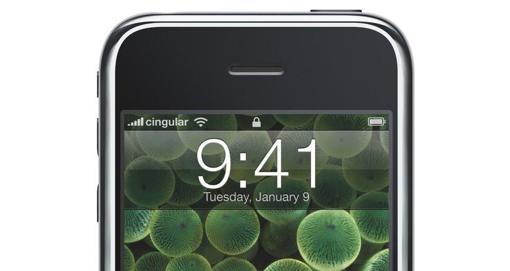 9:41 – Warum die iPhone-Produktfotos immer diese Uhrzeit anzeigen
