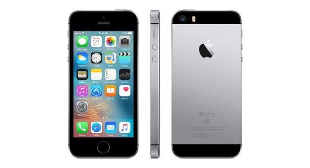 Tarif-Tipp: iPhone SE 128 GB oder iPhone 6s 32 GB mit 15 GB LTE, Allnet-/SMS- & EU-Roaming-Flat