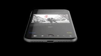 iPhone 8 mit 5,8-Zoll-OLED-Display und virtuellen Bedienelementen