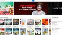 Hörbücher im iTunes Store: Apple und Amazon lösen Exklusiv-Deal –Kartellamt ist zufrieden