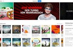 Hörbücher im iTunes Store:...