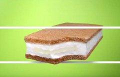 Joghurt-Schnitte Werbung 2017:...