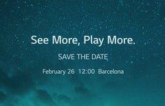 Einladungen verschickt: LG G6...