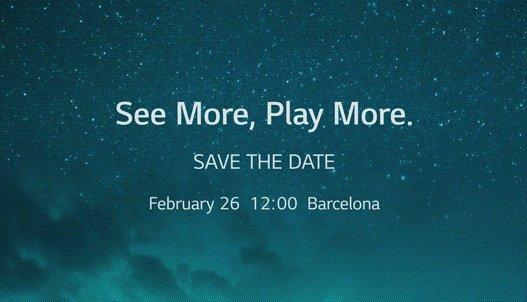 Einladungen verschickt: LG G6 wird am 26. Februar vorgestellt