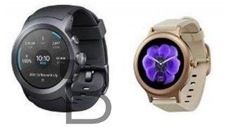 Google-Smartwatches von LG auf ersten Bildern zu sehen