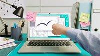 AirBar versieht MacBook Air mit Touchscreen-Funktionalität