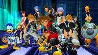 Verrückter Launch-Trailer zu Kingdom Hearts HD 2.8 Final Chapter Prologue