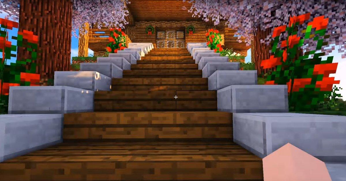 Minecraft So Könnt Ihr After Humans Von Gronkh Herunterladen GIGA - Minecraft hauser innen