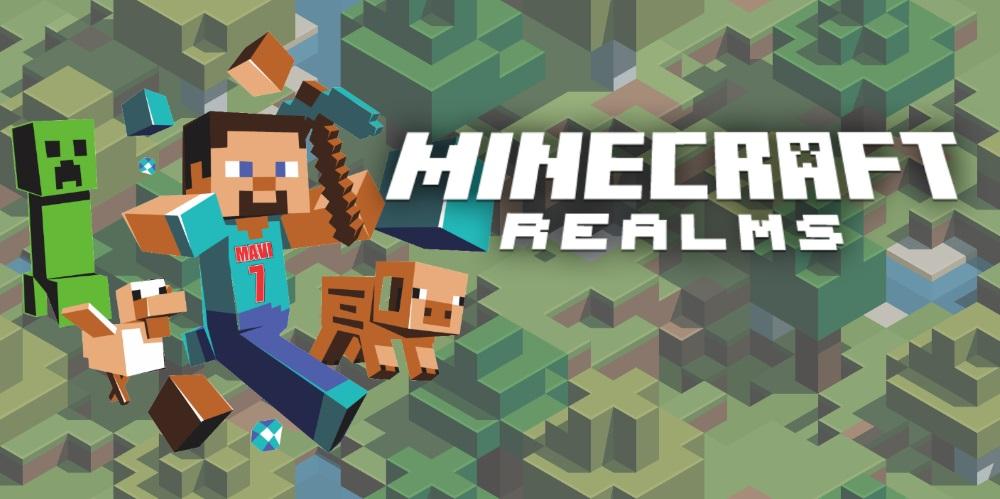 Minecraft Realms Kosten Mods Und Infos Zum Server GIGA - Minecraft gemeinsam spielen