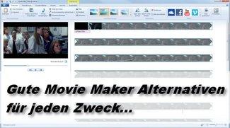 Diese Movie Maker Alternativen sind empfehlenswert