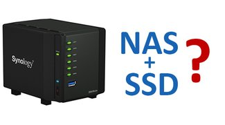 Ist ein NAS mit SSD sinnvoll? – Nein, weil....