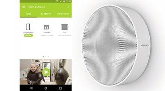 Netatmo präsentiert Rauchmelder und smarte Schalter mit Unterstützung von HomeKit und IFTTT