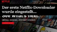 Netflix-Downloader – Darf ich Netflix-Filme downloaden?